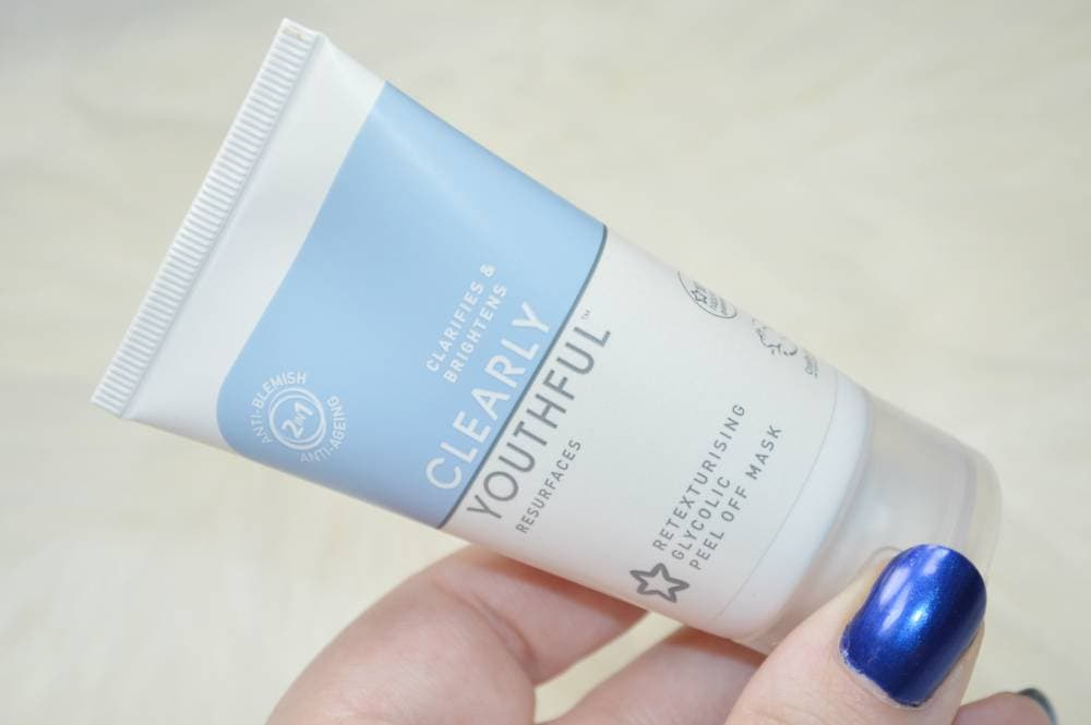 Superdrug Clearly Youthful Glycolic Peel Review