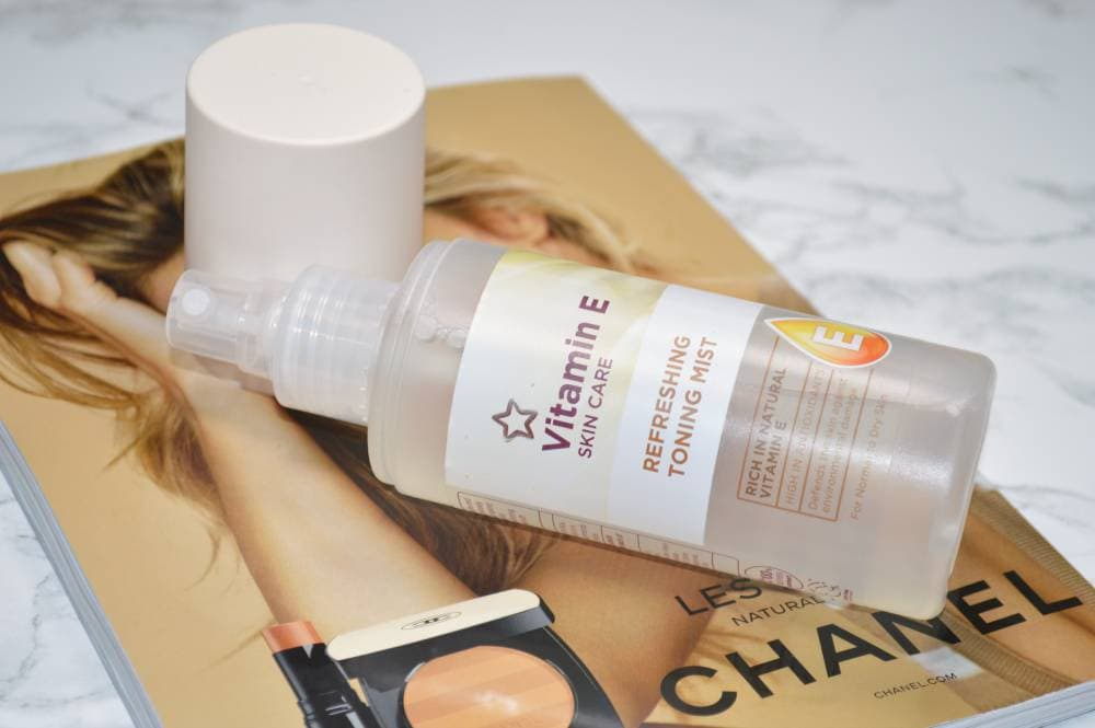 Superdrug Vitamin E Refreshing Toning Mist