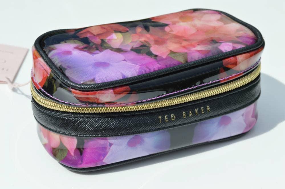 Ted Baker Karlyin Floral Jewellery Case