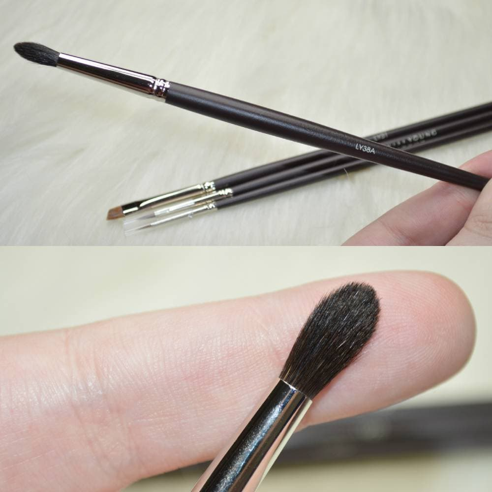 Louise Young Makeup Brushes Review