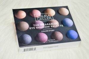 Laura Geller The Wearables Color Story Baked Shadow Palette