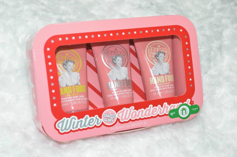 Soap and Glory Winter Wonderhand Gift Set