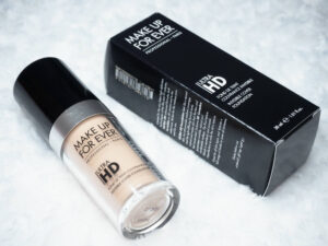 Makeup Forver Ultra HD Foundation Review