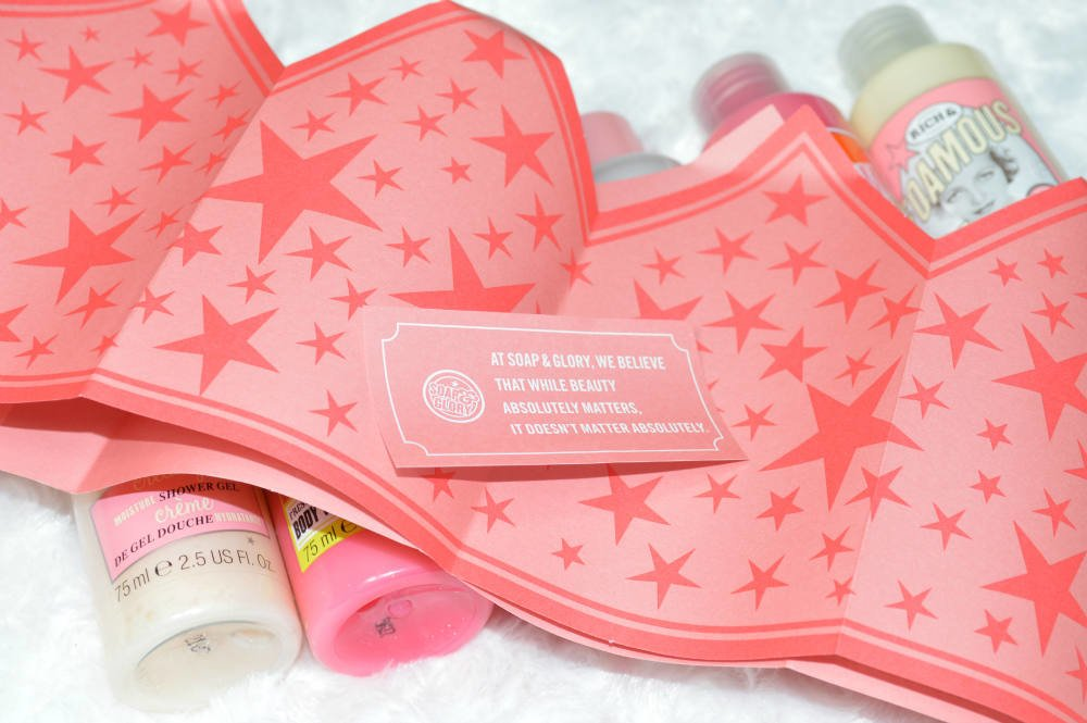 Soap and Glory Soaprise Gift Set