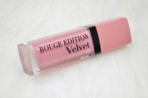 Bourjois Rouge Edition Velvet - Don't Pink Of It