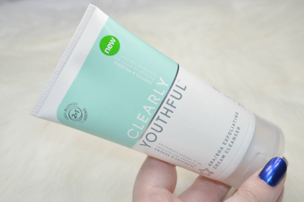 Superdrug Clearly Youthful Cream Cleanser