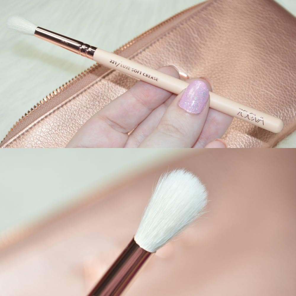 Zoeva 221 Luxe Soft Crease Brush