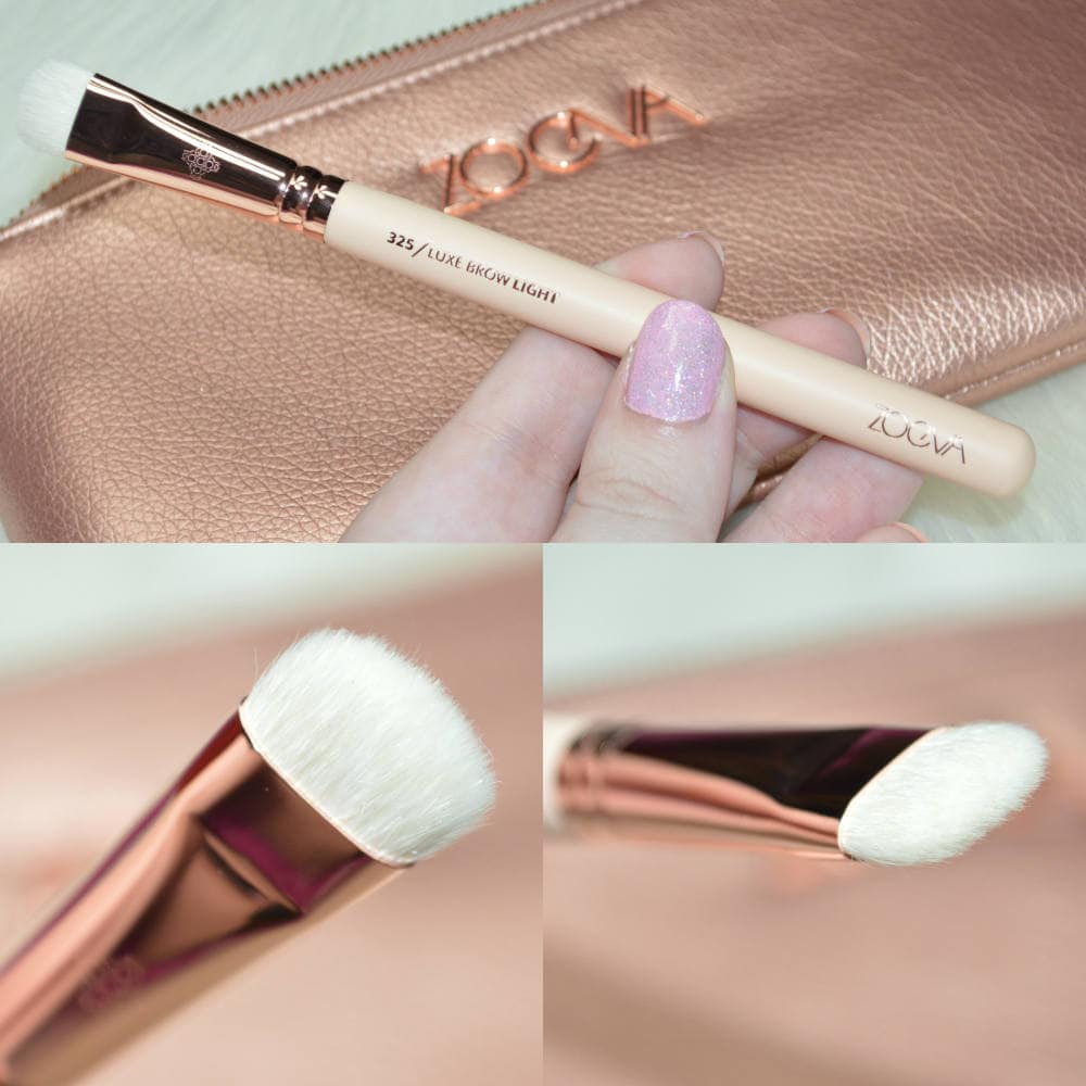 Zoeva 325 Luxe Brow Light Brush