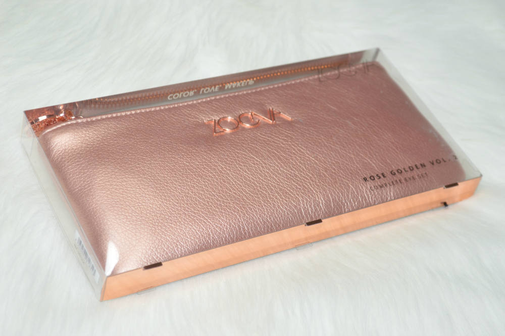 Zoeva Rose Golden Complete Eye Set Vol 2 Review