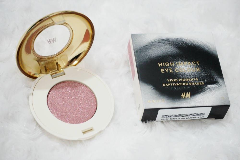 H&M Peach Life High Impact Eye Colour
