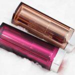 Maybelline Color Sensational Blushed Nudes Lipsticks
