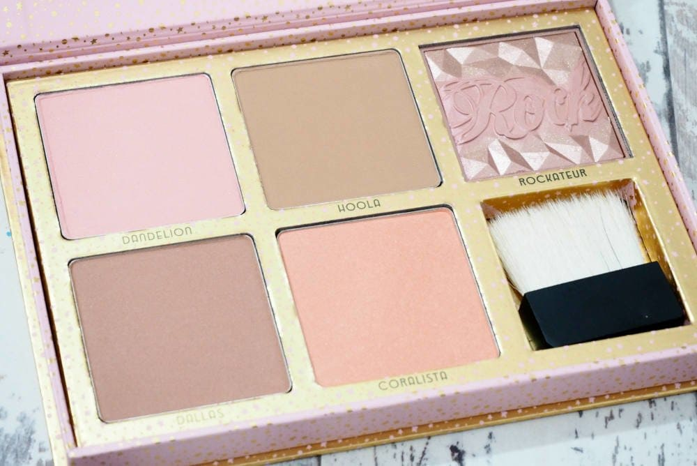 Benefit Cheekathon Blush Palette