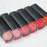 Sleek MakeUP Lip VIP Lipsticks