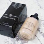 Giorgio Armani Maestro Glow Nourishing Fusion Makeup Bi-Phase Elixir