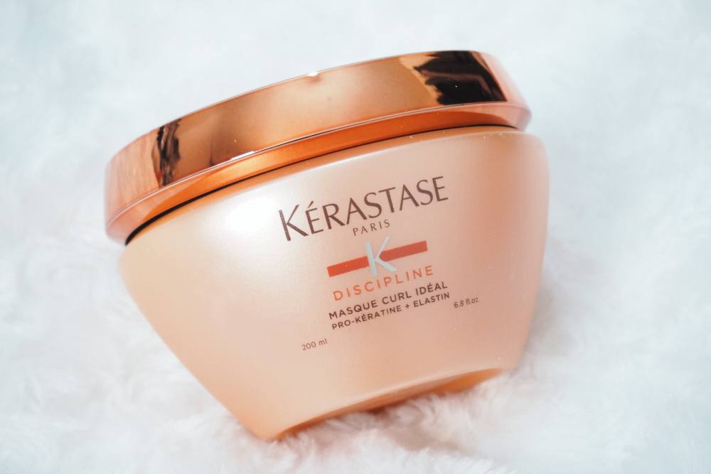 Kérastase Discipline Curl Idéal Collection