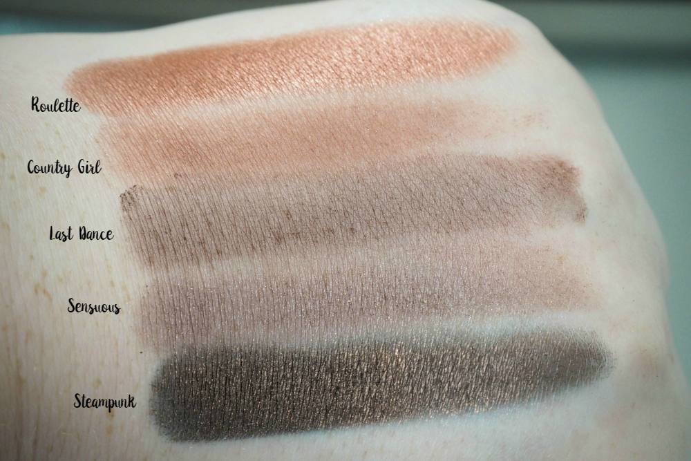 My Makeup Geek Eyeshadow Collection Review And Swatches