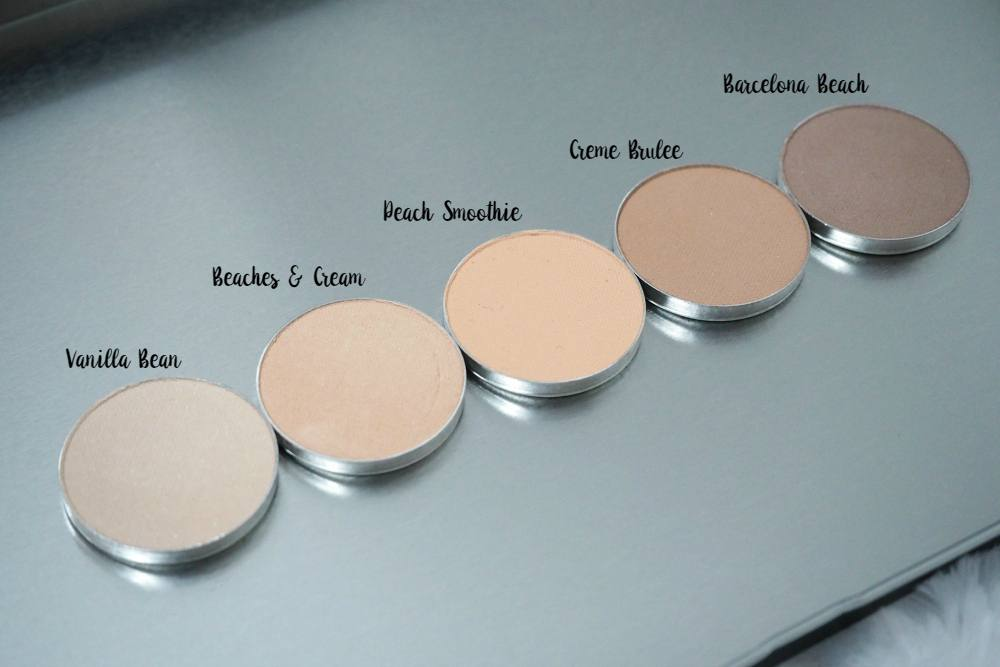 Makeup Geek Eyeshadow Collection Review and Swatches ...
