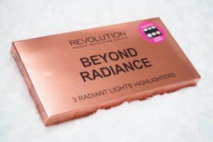 Makeup Revolution Beyond Radiance Highlighter Palette
