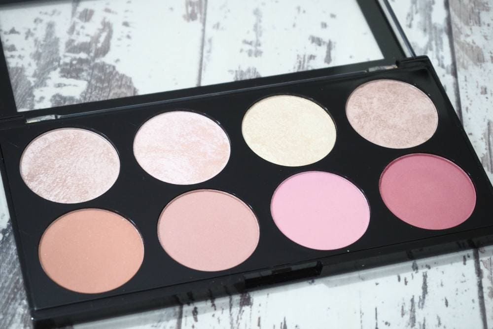 Makeup Revolution Blush Goddess Blush Palette