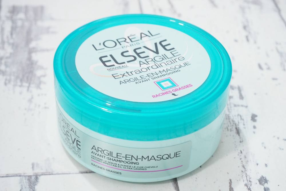 L'Oreal Elvive Extraordinary Clay Haircare Range