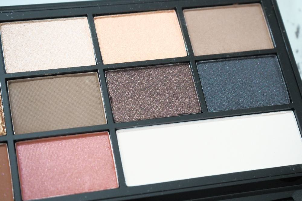 Makeup Revolution Chocolate Vice Eyeshadow Palette