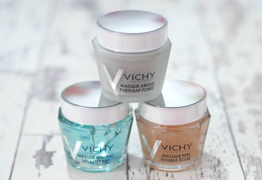 Vichy Face Masks