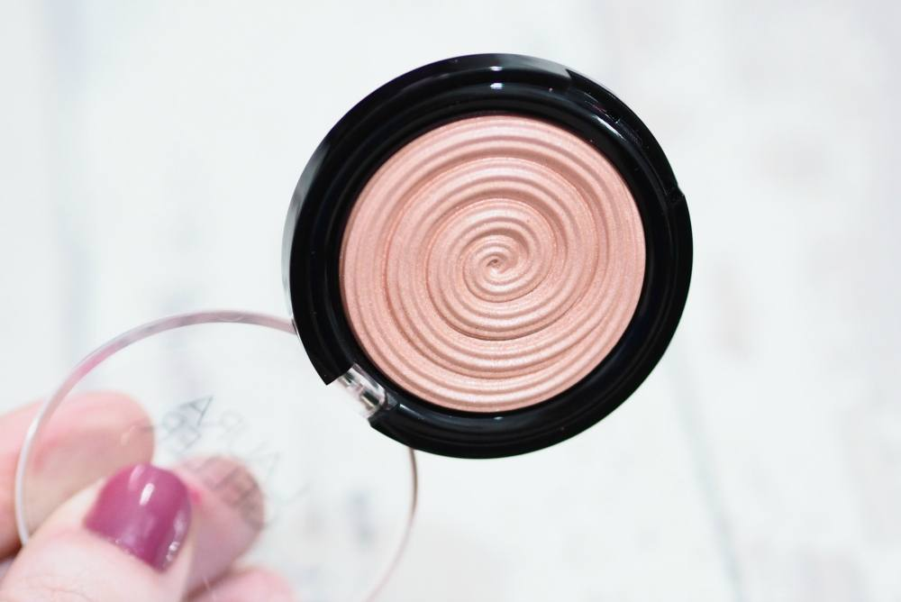 Laura Geller Peach Glow and Charming Pink Baked Gelato Swirl Illuminators