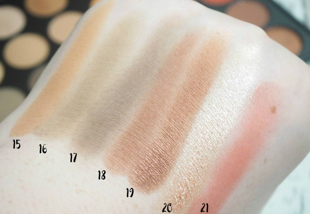 Morphe Brushes 35O Eyeshadow Palette