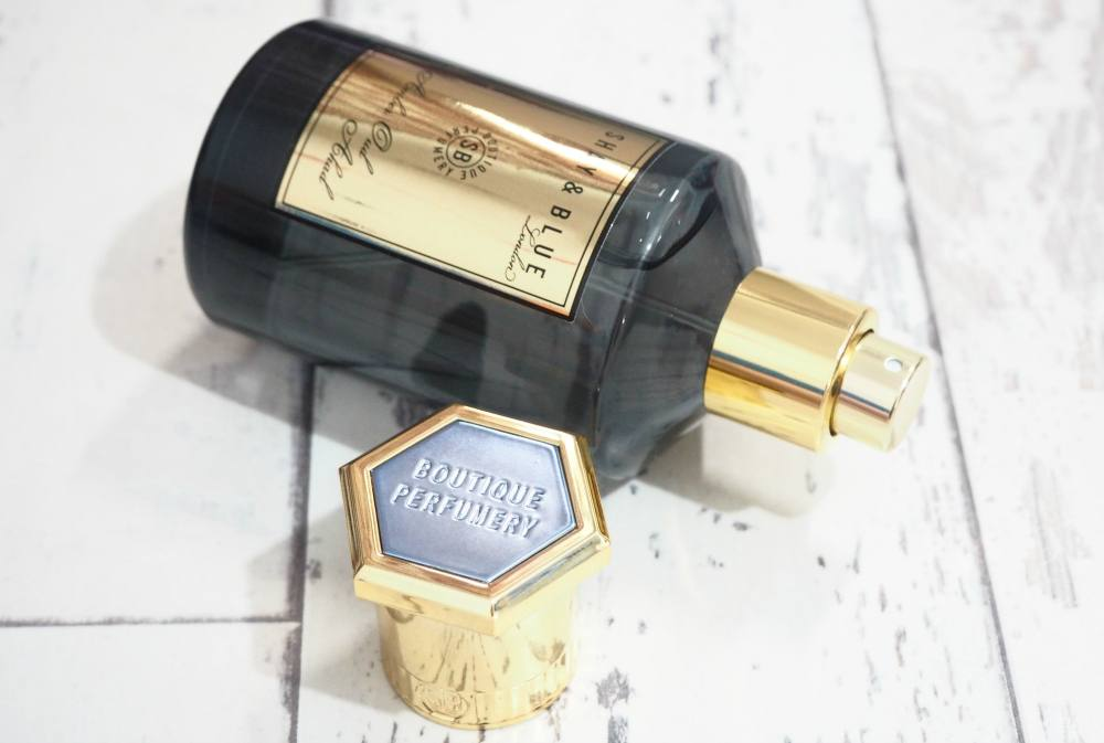 Shay & Blue Amber Oud Ahad Fragrance Concentrée