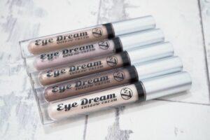W7 Eye Dream Shadow Creams