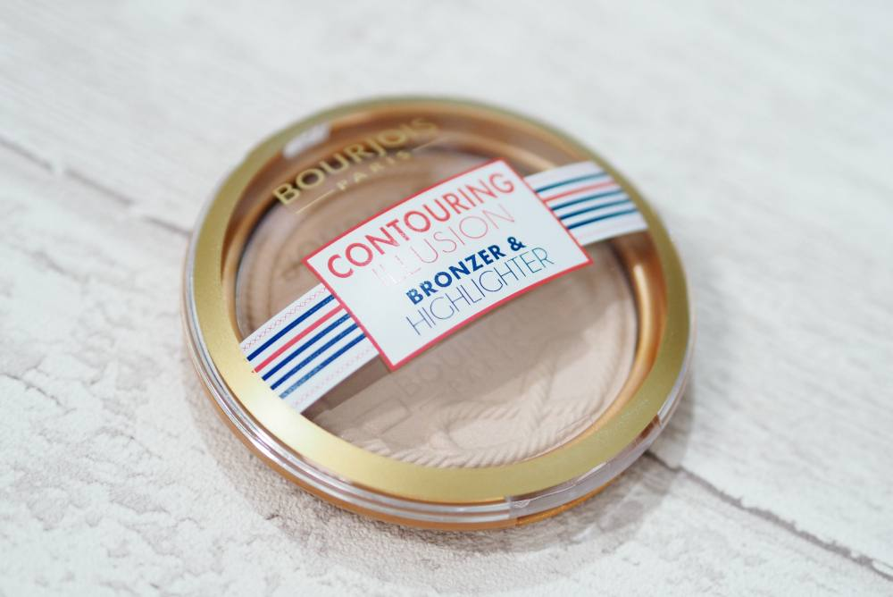 Bourjois Contouring Illusion Bronzer and Highlighter