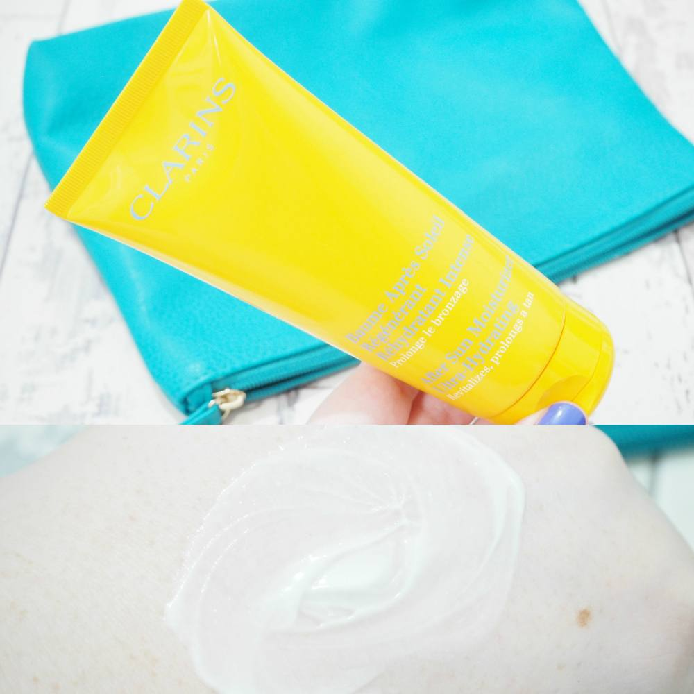 Clarins Sun Protection and After Sun