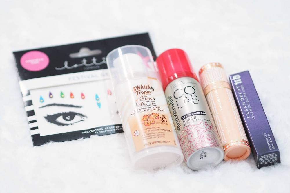 Feelunique Ultimate Festival Beauty Buys