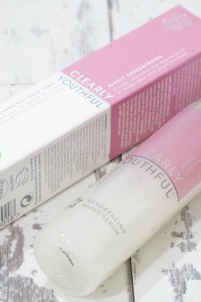 Superdrug Clearly Youthful Resurfacing Night Serum