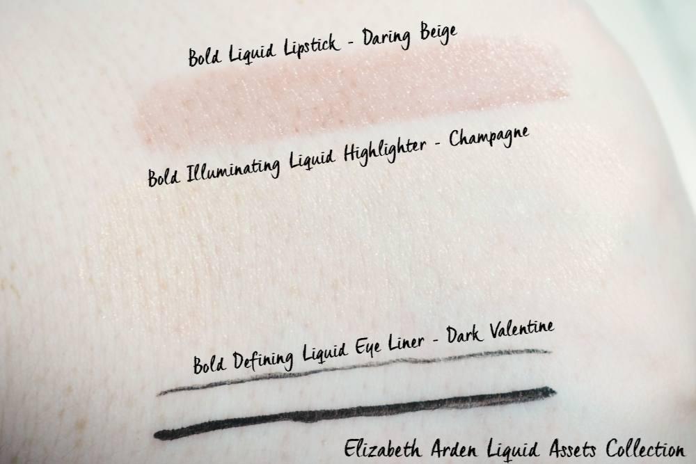 Elizabeth Arden Liquid Assets Colour Collection
