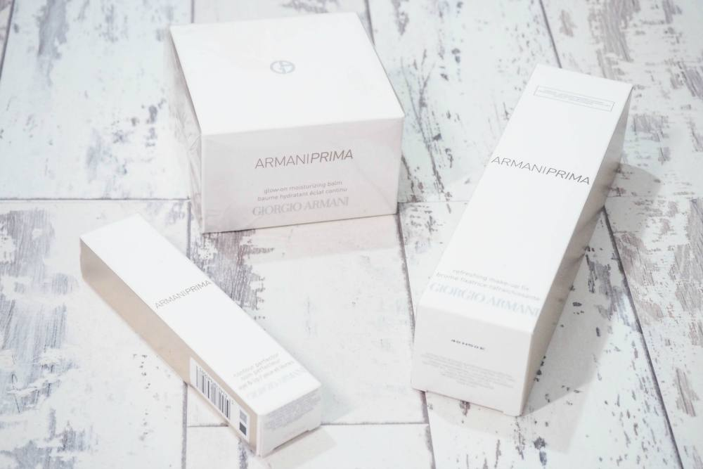 Giorgio Armani Prima Advance Skincare