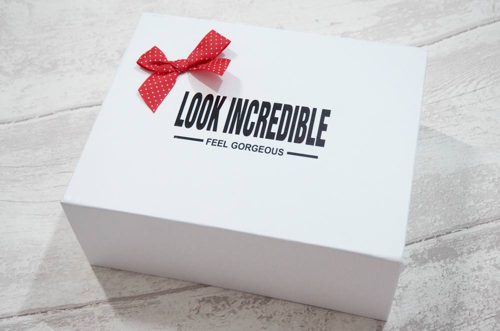 Look Incredible September Deluxe Beauty Box