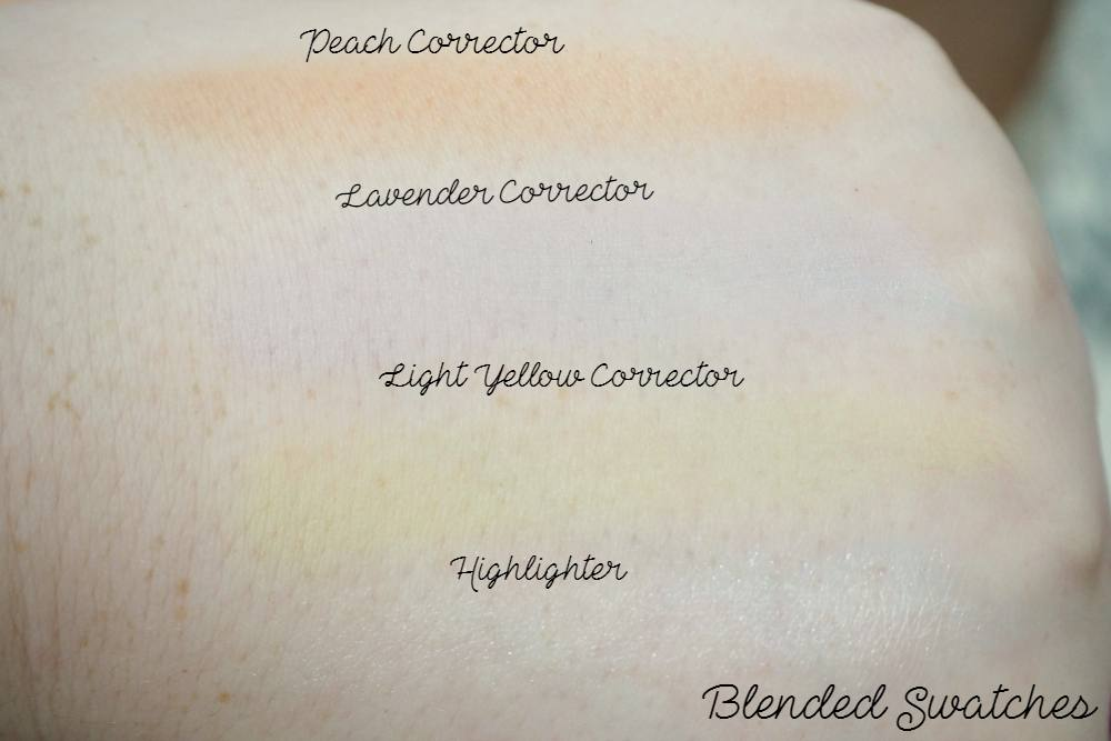 LA Girl HD Pro Conceal Color Correctors