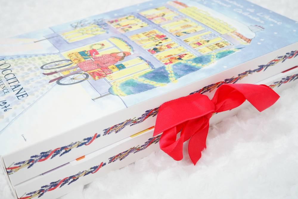 L'Occitane Christmas Beauty Advent Calendar 2016 - **SPOILER ALERT**