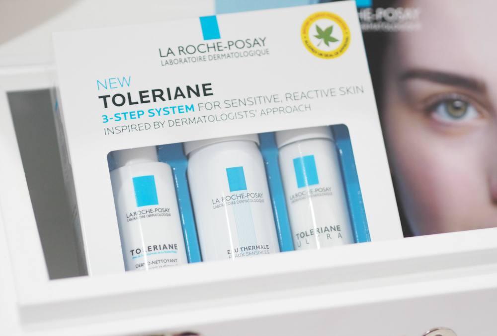La Roche Posay Toleriane 3 Step System