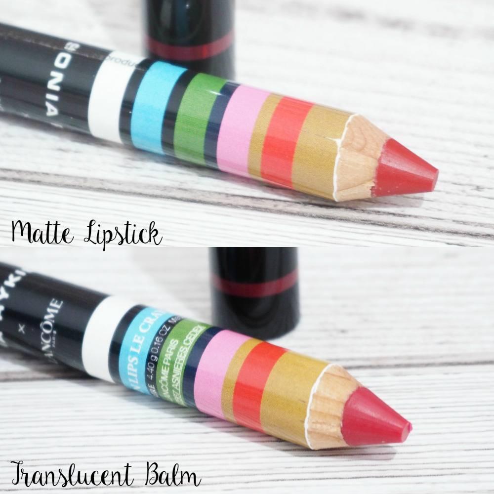 Sonia Rykiel X Lancome Fall Makeup Collection