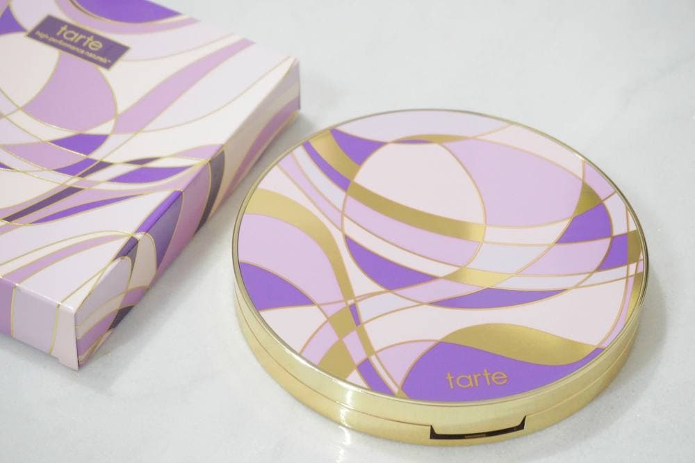 Tarte Color Vibes Ian Clay Eyeshadow Palette Review Swatches