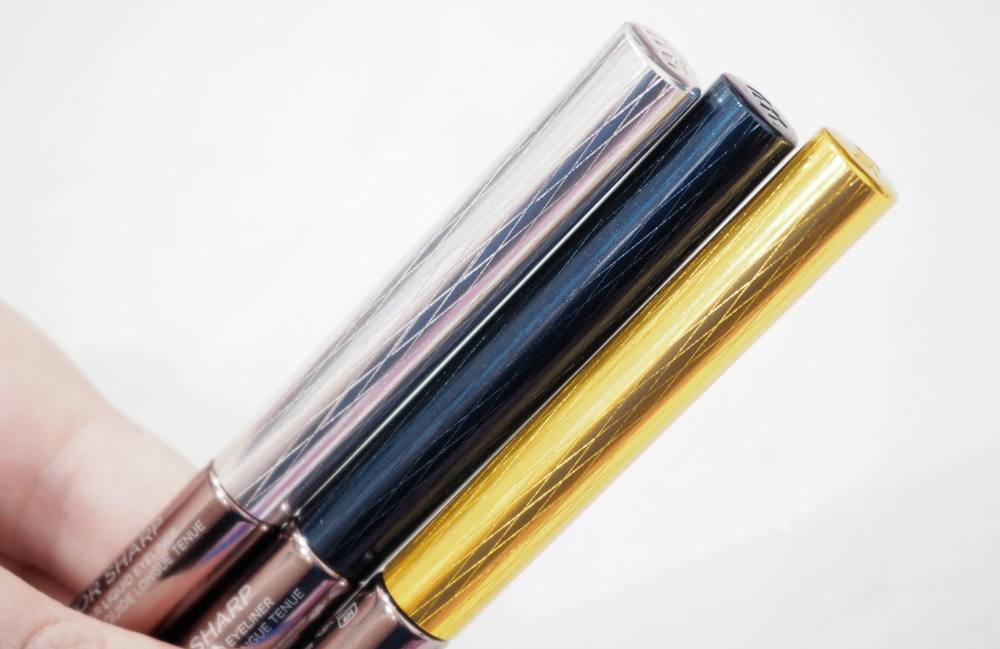 Urban Decay Razor Sharp Long-Wear Liquid Eyeliners