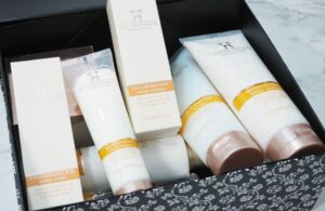 Look Incredible Spa Retreats Signature Collection Box