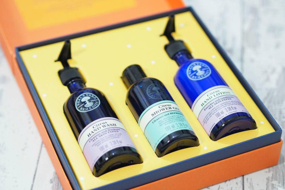 Neal's Yard Remedies Christmas Gift Sets