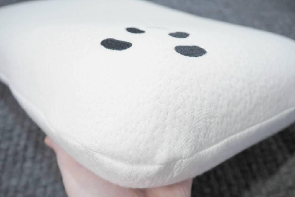 Panda Memory Foam Bamboo Pillow Gemma Etc