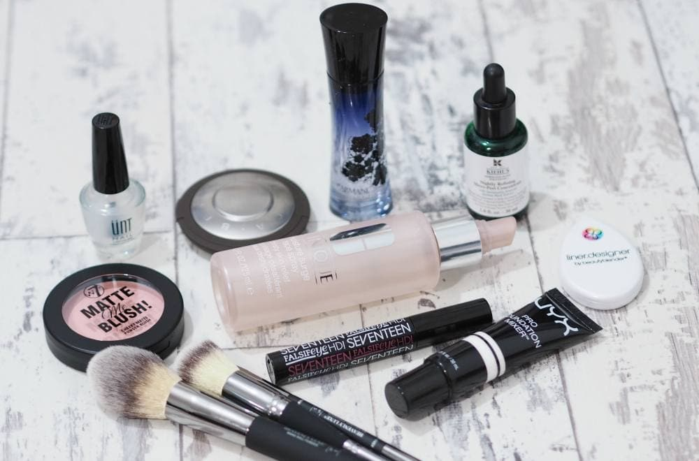 My 2016 Beauty Favourites