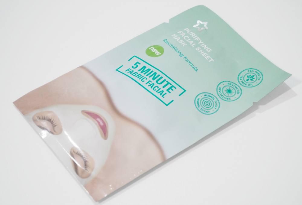 Superdrug Facial Masks