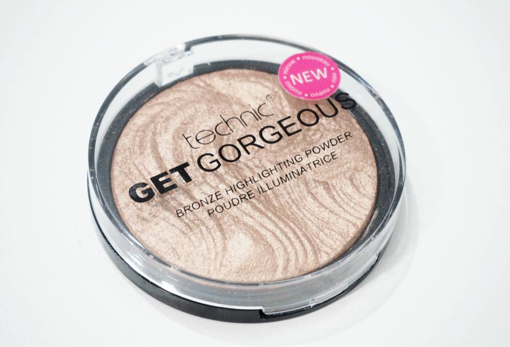 Technic Get Gorgeous Bronzing Highlighting Powder