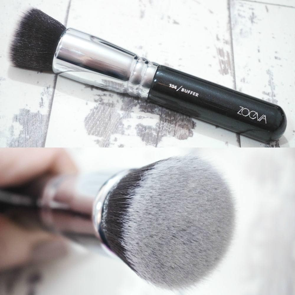Zoeva Vegan Face Makeup Brush Set